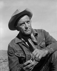 """Kirk Douglas in """"Lonely Are the Brave""""1962 Universal** B.D.M. - Image 24293_2654"""