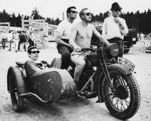 """The Great Escape""James Coburn, James Garner, Steve McQueen1963 United Artists** B.D.M. - Image 24293_2675"