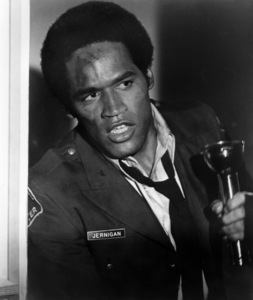 """O.J. Simpson in """"The Towering Inferno""""1974 20th-Century-Fox** B.D.M. - Image 24293_2702"""