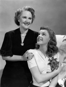 Judy Garland and her mother, Ethel Gumm1945** B.D.M. - Image 24293_2774