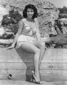 """Sharon Wiley in """"The Private Lives of Adam and Eve"""" 1960 Universal** B.D.M. - Image 24293_2903"""