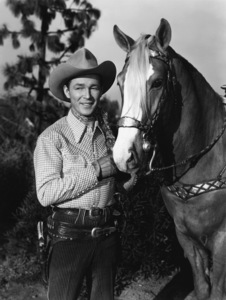 Roy Rogers and Triggercirca 1940** B.D.M. - Image 24293_2906