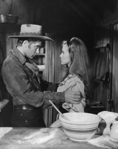 "Alex Cord and Ann-Margret in ""Stagecoach""1966 20th Century Fox** B.D.M. - Image 24293_2915"