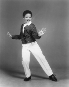 "Savion Glover in ""The Tap Dance Kid""circa 1985** B.D.M. - Image 24293_2916"