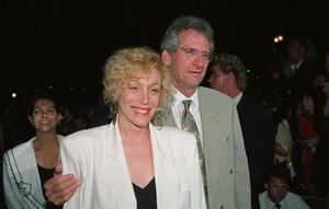 "Lorraine Gary and Sidney ""Sid"" Sheinberg circa 1987** B.D.M. - Image 24293_3000"