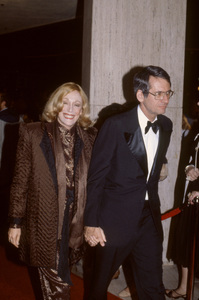 """Lorraine Gary and Sidney """"Sid"""" Sheinberg at the premiere of """"Victor/Victoria"""" March 16, 1982** B.D.M. - Image 24293_3001"""