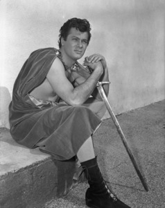 """The Black Shield of Falworth""Tony Curtis1954** B.D.M. - Image 24293_3013"