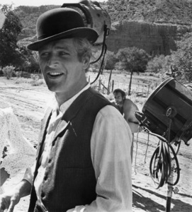 """Paul Newman in """"Butch Cassidy and the Sundance Kid""""1969 20th Century-Fox** B.D.M. - Image 24293_3015"""