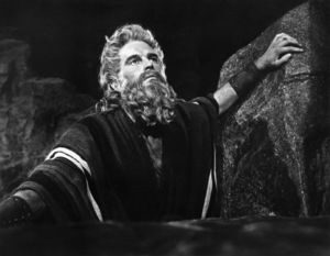 """The Ten Commandments"" Charlton Heston1956 Paramount** B.D.M. - Image 24293_3033"