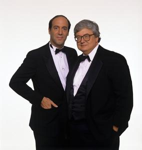 Gene Siskel and Roger Ebertcirca 1989© 1989 Mario Casilli - Image 24295_0001