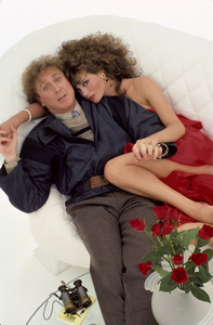 Kelly LeBrock and Gene Wilder1984© 1984 Mario Casilli - Image 24297_0008