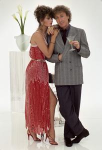 Kelly LeBrock and Gene Wilder1984© 1984 Mario Casilli - Image 24297_0009