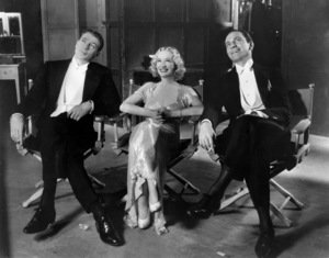 """""""Design for Living""""Gary Cooper, Miriam Hopkins, Fredric March1933 Paramount Pictures** I.V. - Image 24299_0004"""
