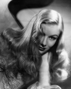 Veronica Lakecirca 1940sPhoto by Eugene R. Richee** I.V. - Image 24299_0011