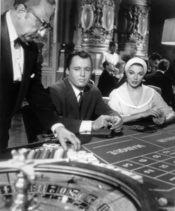 """Seven Thieves""Joan Collins, Rod Steiger1960 Twentieth Century Fox** I.V. - Image 24299_0019"