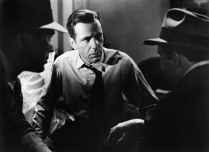 """The Maltese Falcon""Humphrey Bogart1941 ** I.V. - Image 24299_0067"