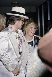 Elton John and Dusty Springfieldcirca early 1980s© 1980 Gary Lewis - Image 24300_0018