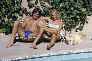 Bruce Jenner and Chrystie Jennercirca late 1970s© 1978 Gary Lewis - Image 24300_0024