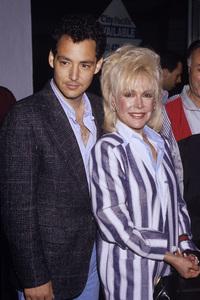 Dodd Darin and Sandra Deecirca 1985© 1985 Gary Lewis - Image 24300_0035