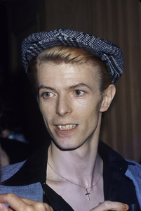 David Bowiecirca 1975© 1978 Gary Lewis - Image 24300_0042