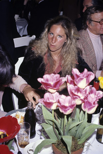 Barbra Streisand at Columbia Pictures 50th Anniversary celebration1975© 1978 Gary Lewis - Image 24300_0044