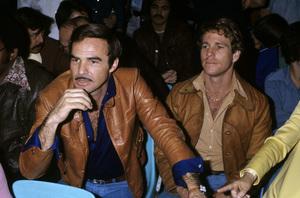 Burt Reynolds and Ryan O