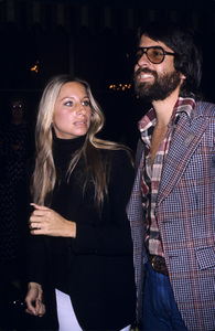 Barbra Streisand and Jon Peterscirca 1975© 1978 Gary Lewis - Image 24300_0050