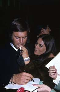Robert Wagner and Natalie Woodcirca 1970s© 1978 Gary Lewis - Image 24300_0054