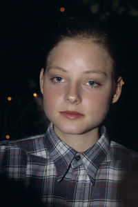 """Jodie Foster at the """"Foxes"""" premiere1980© 1980 Gary Lewis - Image 24300_0059"""