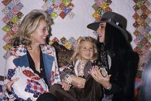 Georgia Pelham, Chastity Bono and Chercirca 1974© 1978 Gary Lewis - Image 24300_0066
