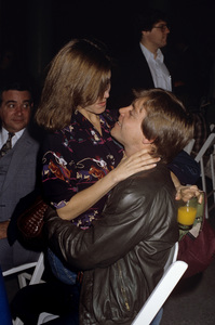Carrie Fisher and Mark Hamillcirca 1980© 1980 Gary Lewis - Image 24300_0081