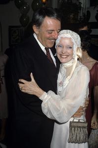 John Astin and Carolyn Jonescirca 1970s© 1978 Gary Lewis - Image 24300_0085