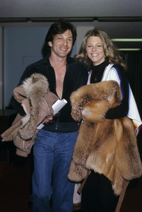 Lindsay Wagner and Michael Brandoncirca 1970s© 1978 Gary Lewis - Image 24300_0099