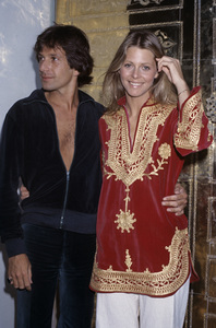 Lindsay Wagner and Michael Brandoncirca 1970s© 1978 Gary Lewis - Image 24300_0102