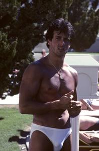 Sylvester Stallone1980© 1980 Gary Lewis - Image 24300_0110