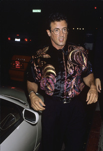 Sylvester Stallonecirca 1987© 1987 Gary Lewis - Image 24300_0112