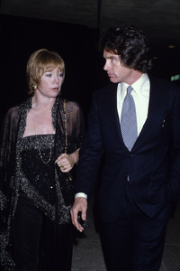 Shirley MacLaine and Warren Beattycirca 1979© 1979 Gary Lewis - Image 24300_0116