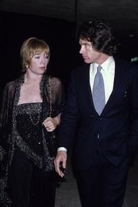 Shirley MacLaine and Warren Beattycirca 1979© 1979 Gary Lewis - Image 24300_0116