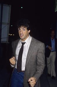 Sylvester Stallonecirca 1985© 1985 Gary Lewis - Image 24300_0119