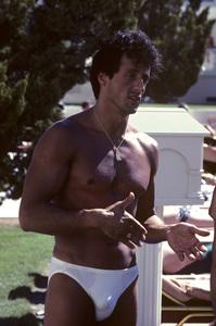 Sylvester Stallone1980© 1980 Gary Lewis - Image 24300_0125
