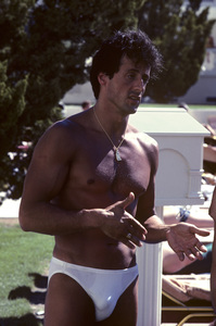 Sylvester Stallone1980© 1980 Gary Lewis - Image 24300_0125