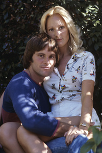 Bruce Jenner and Chrystie Jennercirca 1977© 1978 Gary Lewis - Image 24300_0141