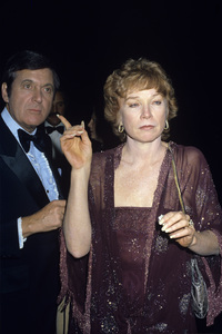 Monty Hall and Shirley MacLainecirca 1970s© 1978 Gary Lewis - Image 24300_0171