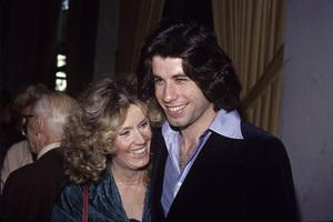Diana Hyland and John Travoltacirca 1976© 1978 Gary Lewis - Image 24300_0181