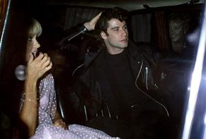 Olivia Newton-John and John Travoltacirca 1978© 1978 Gary Lewis - Image 24300_0184