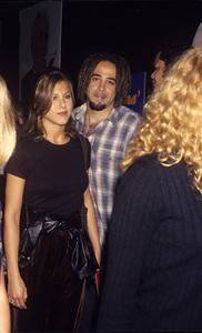Jennifer Aniston and Adam Duritzcirca 1995© 1995 Gary Lewis - Image 24300_0191