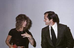 Julie Christie and Jack Nicholsoncirca 1980© 1980 Gary Lewis - Image 24300_0195