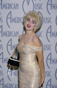 """The 14th Annual American Music Awards""Madonna1987© 1987 Gary Lewis - Image 24300_0205"