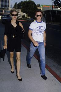 Madonna and Sean Penn1987© 1987 Gary Lewis - Image 24300_0208