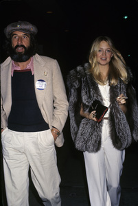 Lou Adler and Goldie Hawncirca 1975© 1978 Gary Lewis - Image 24300_0220